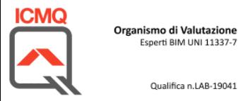 Organismo di valutazione per la certificazione competenze BIM